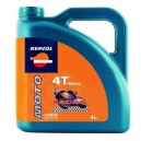 Moto Racing HMEOC 4T 10W-30 REPSOL (4 L)