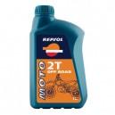 Moto Off Road 2T REPSOL (1 L