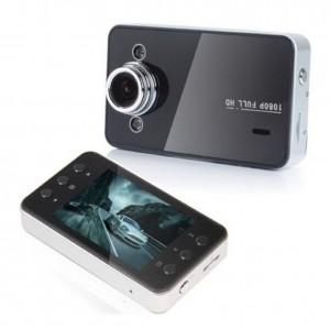 Autokamera A3 - FULL HD kamera do auta