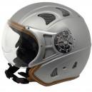 Otevřená helma Jet deluxe Carpoint