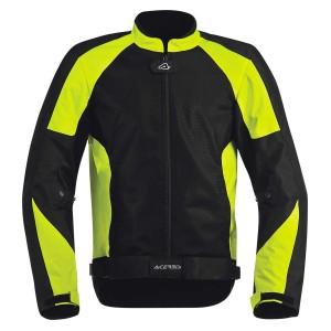 Acerbis Ramsey jacket black/yellow
