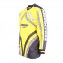 Motokrosový dres Bolder žlutý