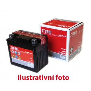 Motobaterie Fiamm 12V/6Ah - FTX7L-BS